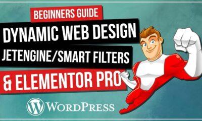 How To Create Dynamic WordPress Website | Jet SmartFilters & Jet Engine