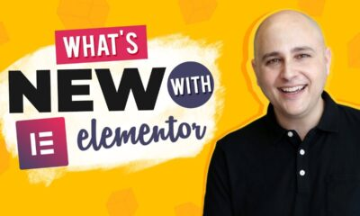 NEW Elementor Pro 2.7 - New Element & New Features WordPress Page Builders