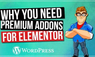 Premium Addons For Elementor Plugin - Why You NEED This Free Plugin