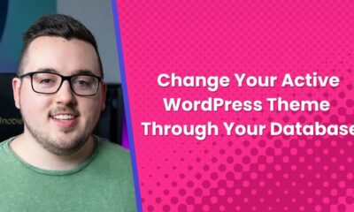How to Change Your Active WordPress Theme Through Your Database