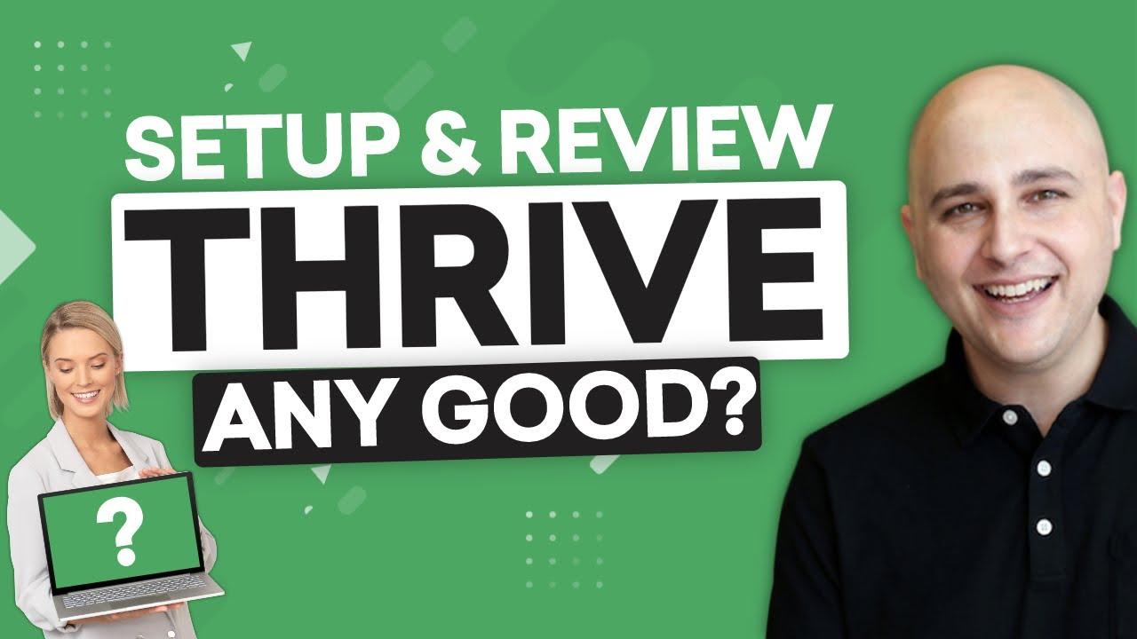 Thrive Theme Builder Review & Setup Using Thrive Architect Lite