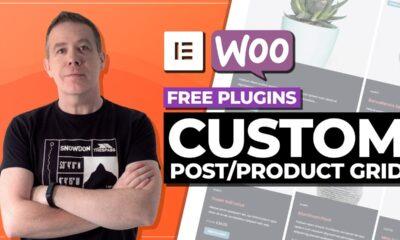 WordPress Post Grid with JetGridBuilder & Elementor