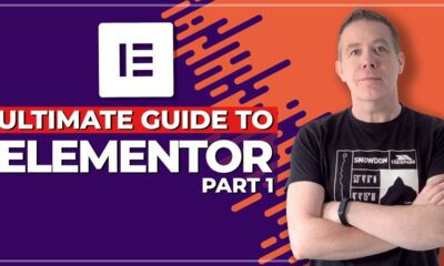 Elementor Pro WordPress Tutorial - The Core Skills (Part 1)