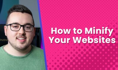 How to Minify Your Website's CSS, HTML & Javascript