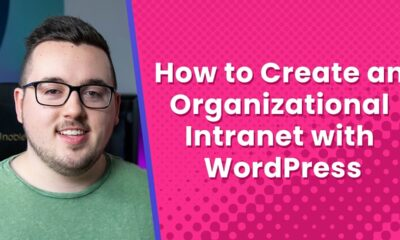 How to Create an Organizational Intranet with WordPress