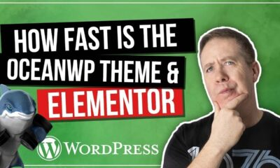 OceanWP Elementor 2019 - How Fast is it Really?
