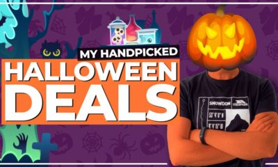 MY Hand Picked WordPress Halloween Bargains 2020