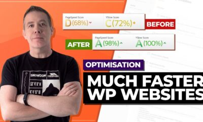 How To Speed Up Your WordPress Website with WP Rocket & Bunny CDN
