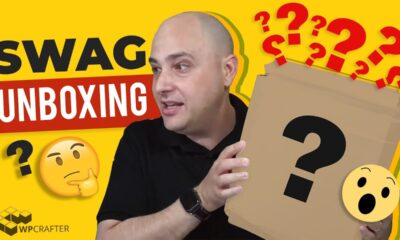 Elementor Sent Me This - Merch Swag Unboxing