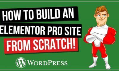 Build an Elementor Website From Scratch in an hour!
