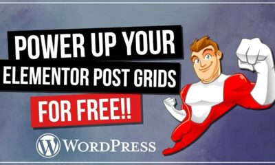 Elementor Pro Post Grid FREE Plugin | Customize Your Post Grid TODAY!
