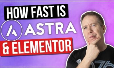 Astra WordPress Theme Review - How FAST is it REALLY?