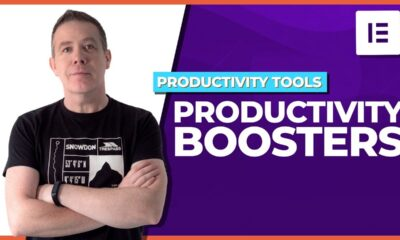 BOOST Your Elementor Productivity & De-Clutter Your Widgets!