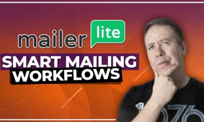 Smart Email Marketing With MailerLite Automation Workflows