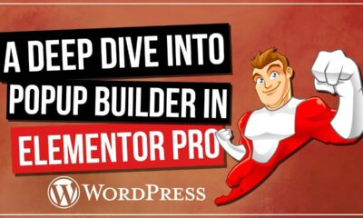 Elementor Pro Pop-Up Builder - Some Cool Use Cases