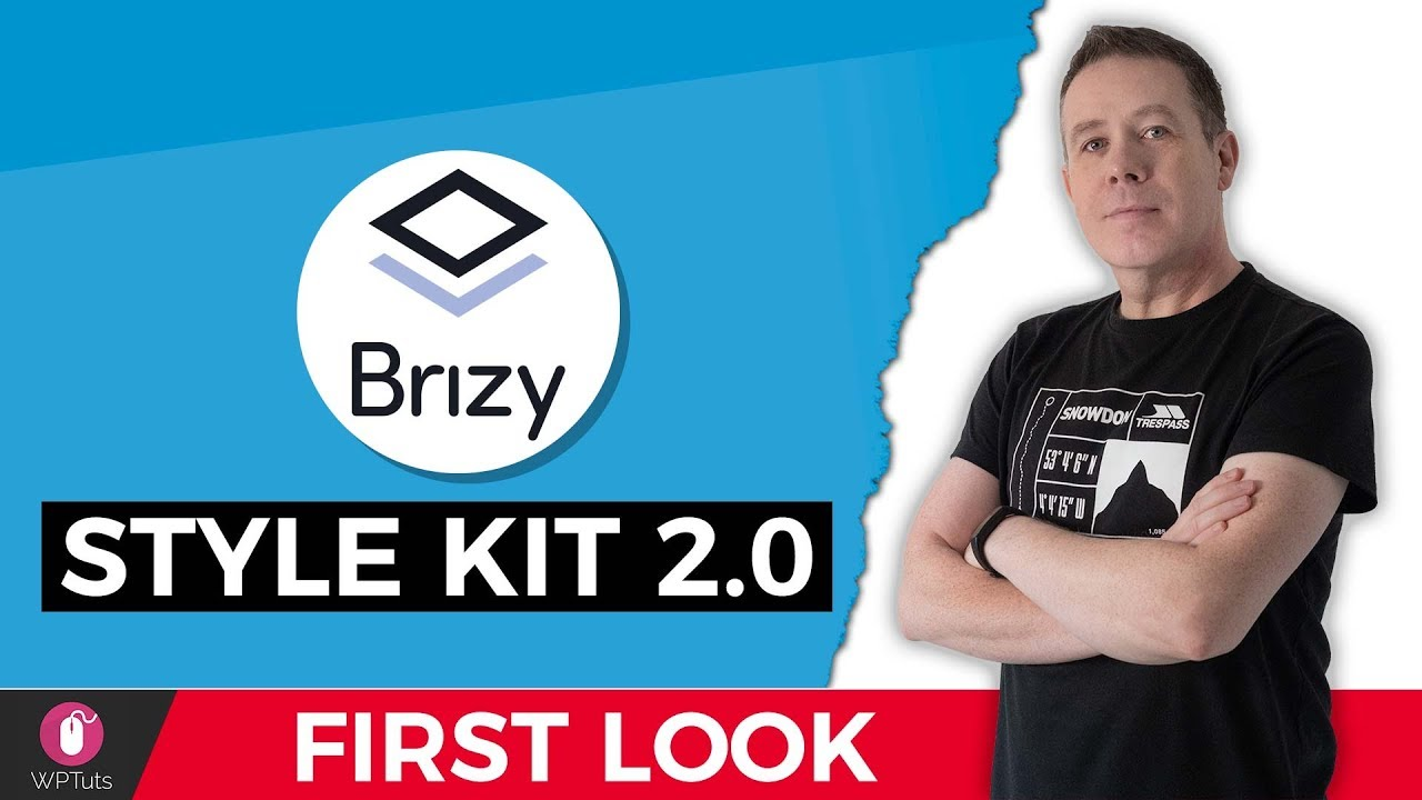 Brizy Page Builder - New Style Kits 2.0