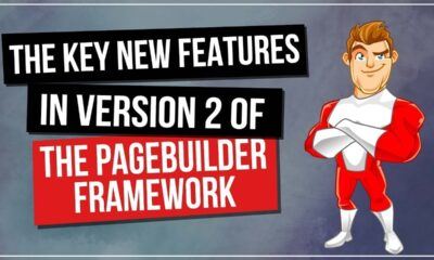 Page Builder Framework Theme v2 - What's New?