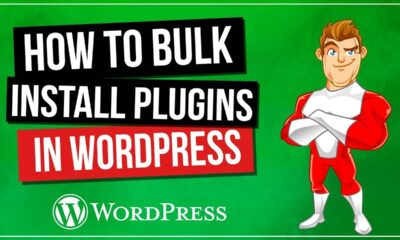 How To Bulk Install Plug-in's in WordPress with WP Favs
