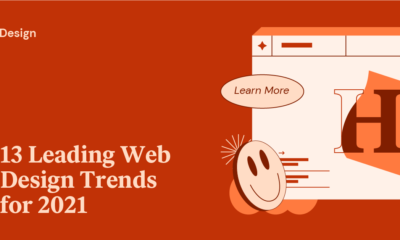 13 Leading Web Design Trends for 2021