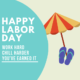 Small business owners are especially deserving of a relaxing day. Happy Labor Day from Your WordPress Guy!...
