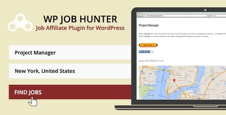 WP-Job-Hunter image
