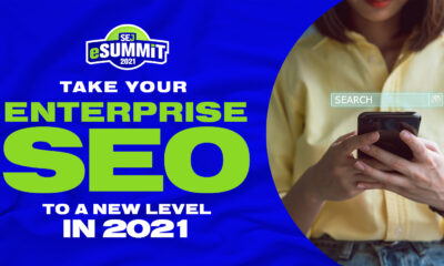 Learn How to Take Your Enterprise SEO to a New Level at eSummit via @MrDannyGoodwin