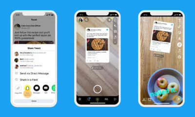Twitter Lets Users Share Tweets to Snapchat via @MattGSouthern