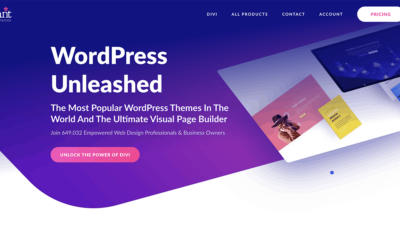 What is Divi? Divi 4 by Elegant Themes (Beginners Guide 2020)