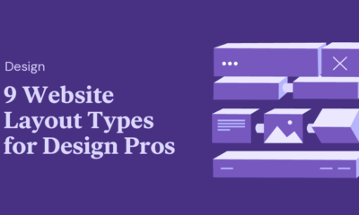 9 Best Website Layout Examples and When to Use Them