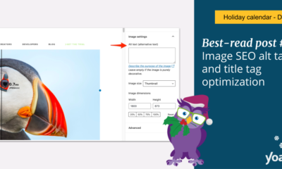 Image SEO: How to optimize your alt text and title text