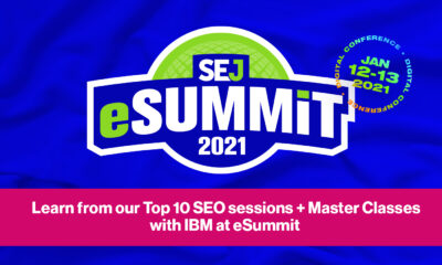 Learn from Our Top 10 SEO Sessions & Master Classes at eSummit via @MrDannyGoodwin