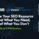 How to Optimize Your SEO Resource Stack [Webinar] via @brentcsutoras