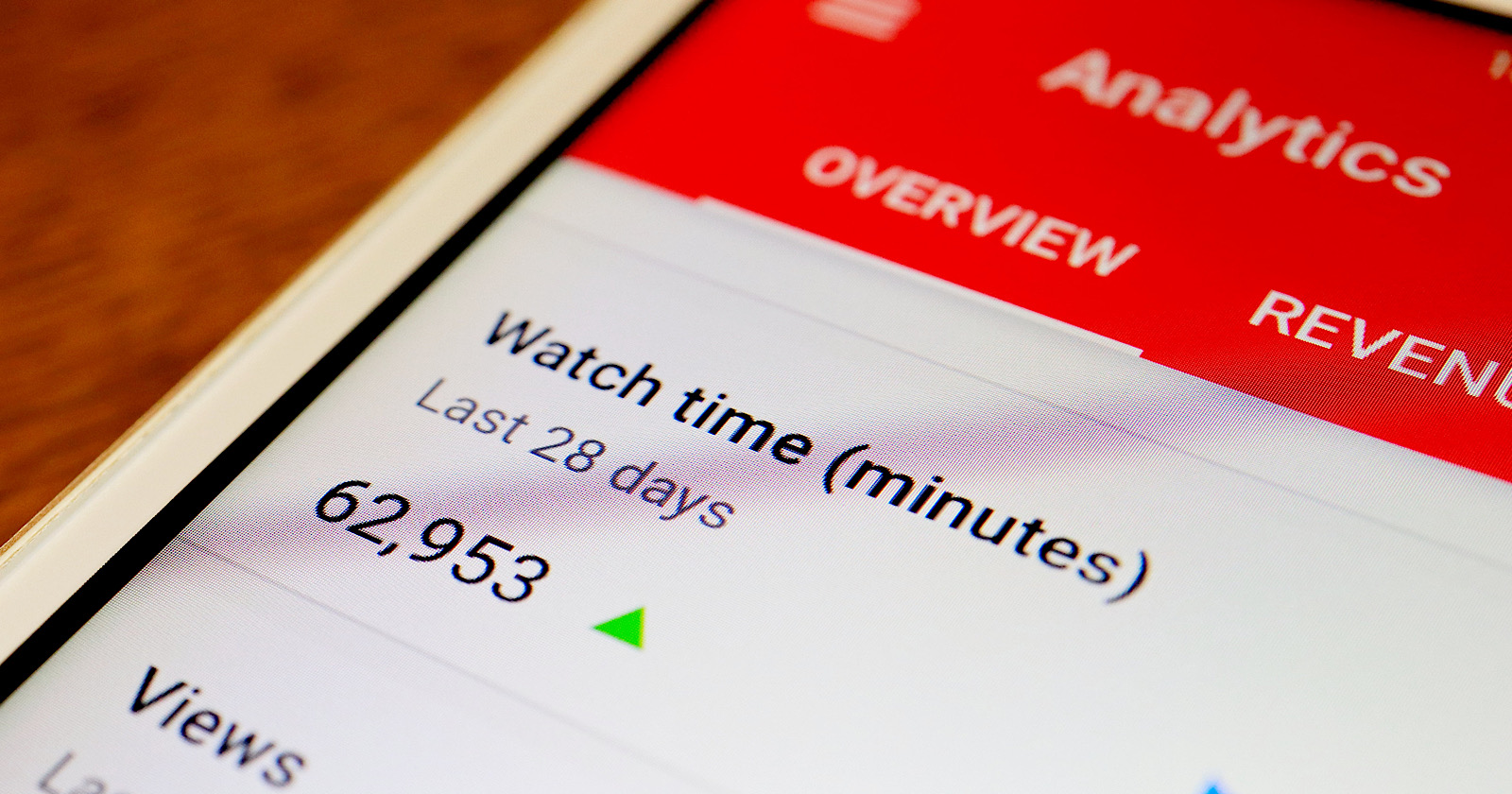 YouTube Analytics Adds 'First 24 Hours' Metric via @MattGSouthern