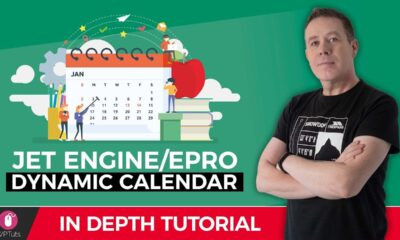 Dynamic WordPress Calendar with Elementor & JetEngine