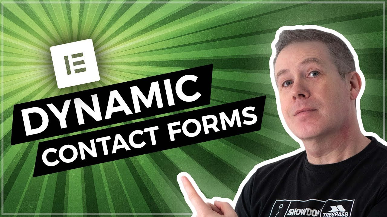 Elementor Contact Form with Dynamic ACF Email Address