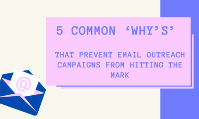 5 Common Reasons Email Outreach Fails to Hit the Mark via @alextachalova