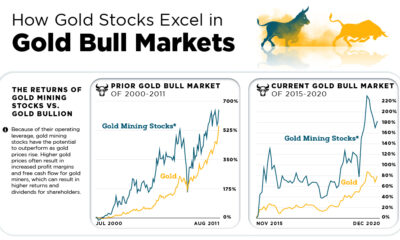Gold Mining Stocks in Gold Bull Market