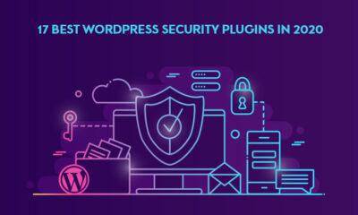Top 17 WordPress Security Plugins to Secure Your WordPress site in 2020