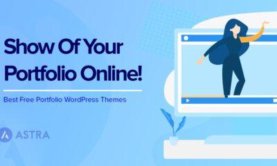 35 of the Best WordPress Portfolio Themes of 2021