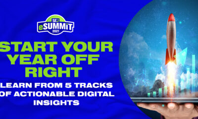 Get Ahead in 2021 at eSummit: Learn Trends Impacting SEO, PPC & More via @MrDannyGoodwin