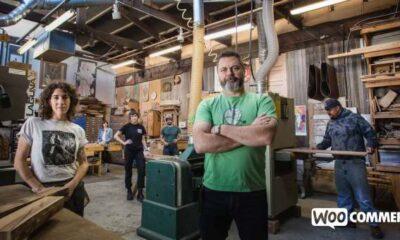 Offerman Woodshop & WooCommerce: Community, Craft, Quality