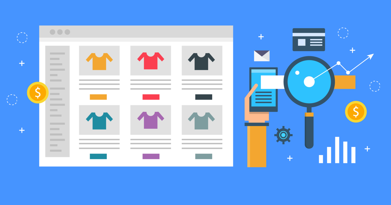 How to Optimize Category Pages for Ecommerce with Informational Copy via @_kevinrowe