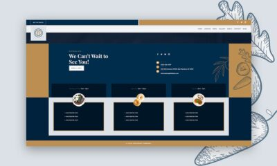 Get a FREE Header & Footer for Divi's Bistro Layout Pack