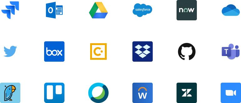 Softwares that provide Slack integrations