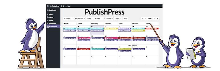 PublishPress: Editorial Calendar