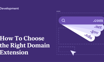 .Com vs .Net: Choosing the Right Domain Extension for Your Website