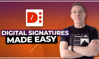 Add Digital Signatures with Dynamic Content for Elementor
