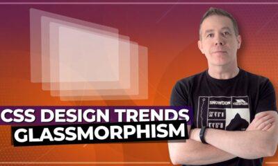 Glassmorphism CSS Tutorial - Login Screen With Elementor Pro