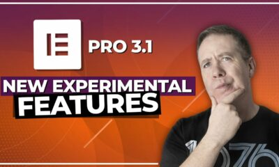 Elementor Pro 3.1 Experimental & New Features - My Thoughts!