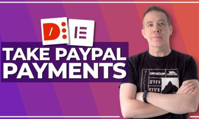 Take PayPal Payments with Dynamic Content for Elementor & Elementor Pro